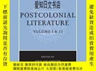二手書博民逛書店【罕見】The Cambridge History Of Postcolonial Literature 2 Vo