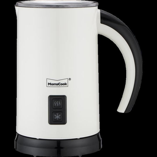 奶泡機 奶泡機電動打奶器家用全自動打泡器冷熱商用牛奶加熱拿鐵咖啡奶沫 JD美物居家