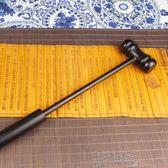 按摩棒紅木經絡按摩棒捶背器敲打錘頸部按摩器按摩錘子 【LX品質保證】