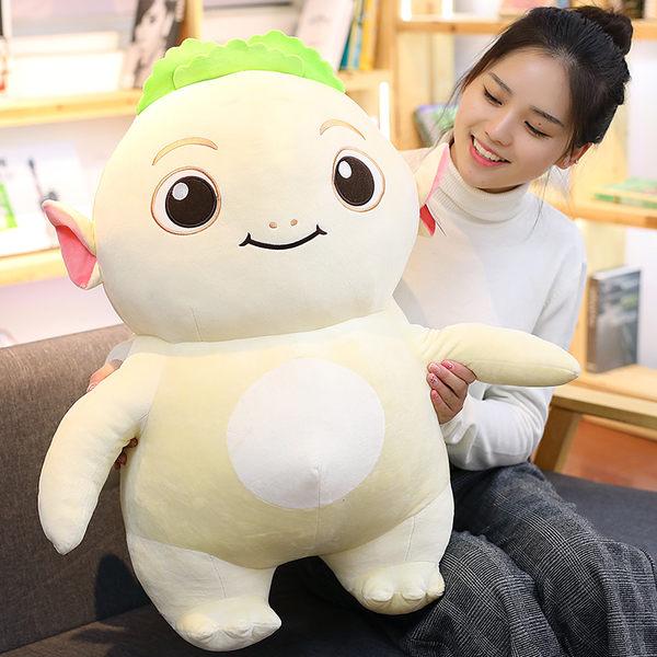 胡巴公仔捉妖記毛絨玩具超萌大玩偶布娃娃女生兒童可愛睡抱枕 618年中慶