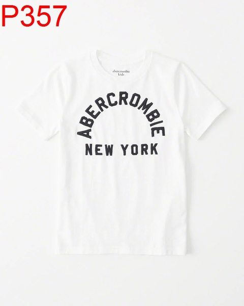 AF Abercrombie & Fitch A&F KIDS 小孩款 最新現貨 T-SHIRT 小a P357