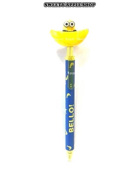 (現貨&樂園實拍) 大阪環球影城限定 小小兵 香蕉版 原子筆
