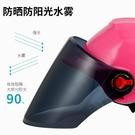騎行頭盔電瓶車頭盔夏季通勤安全帽