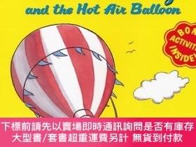 二手書博民逛書店Curious罕見George and the Hot Air Balloon 好奇猴喬治和熱氣球Y45464