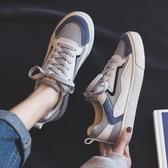 帆布鞋子女2019新款學生韓版潮鞋老爹鞋ins運動網鞋夏季透氣網面