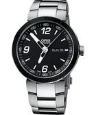 ORIS 豪利時 TT1 Day Date 極速機械手錶-黑 0173576514174-0782510