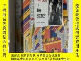 二手書博民逛書店London罕見in the Sixties 六十 的倫敦 英文原版 精裝未拆封Y23200 RainerMe