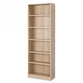 米勒高六格書櫃 27.2x60x179.2cm