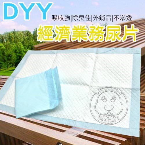 【培菓幸福寵物專營店】Dyy》抗菌脫臭瞬間吸收‧業務用(25片50片100片) 下殺共1包