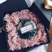 萬聖節快速出貨-香薰蠟燭進口浮雕無煙精油香氛禮物送禮盒試香