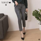 東京著衣-tokichoi-年度人氣高彈修身窄管牛仔褲-S.M.L(191773)