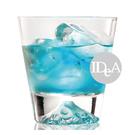 IDEA 富士山透明玻璃杯 早餐茶 水 牛奶 果汁 美式冰咖啡 飲料 雪山杯 酒杯 日本 富士山杯