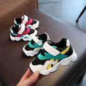 2018新款兒童鞋春季男童運動鞋透氣網鞋女童跑步鞋1-3歲5小孩鞋子『全館好康1元88折』