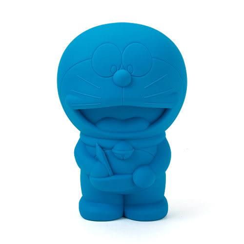 《CHARA PORT》Penke-Penke 哆啦A夢造型炫彩矽膠筆袋(哆啦藍)★funbox生活用品★ CP99043