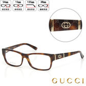 GUCCI 時尚光學眼鏡   GG3133-05L-無盒