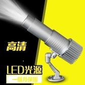 廣告投影燈logo戶外文字地面圖案旋轉射燈高清logo投影燈【快速出貨八折下殺】