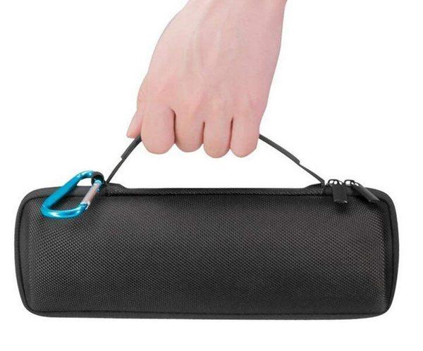 平廣 配件 JBL FLIP 1 2 3 4 FLIP4 收納盒 收納硬盒 附掛勾 可手提 硬殼 收納包 保護盒