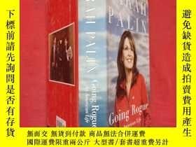 二手書博民逛書店罕見Going Rogue:An American LifeY256977 Sarah Palin Harpe