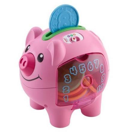 【限量特價】Fisher-Price 費雪 智慧學習小豬撲滿【佳兒園婦幼館】