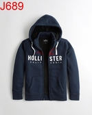 HCO Hollister Co. 男 帽T外套 J689