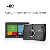 MIO Drive 60 五合一行車記錄導航~送16G記憶卡+三孔點菸器插座