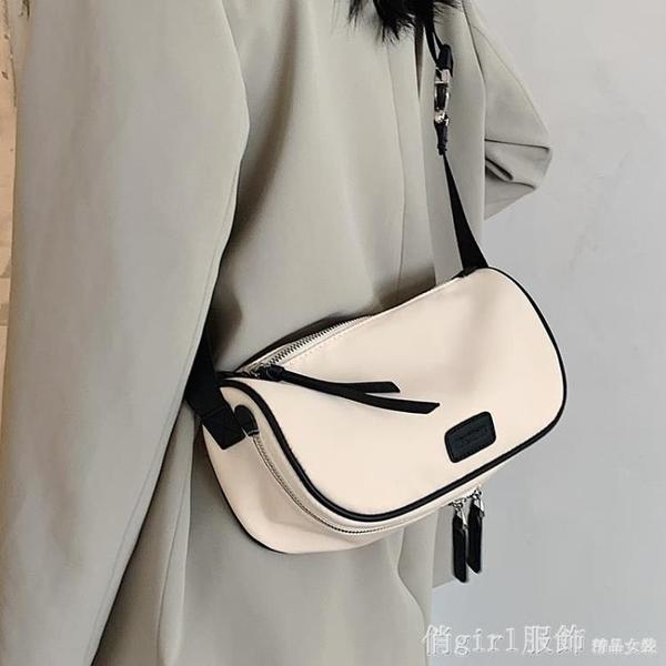 斜背包 流行輕便小包包女夏2021新款潮時尚運動單肩包網紅斜挎小方包 開春特惠
