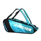 VICTOR 6支裝拍包(後背包 雙肩包 肩背包 裝備袋 球拍袋 羽球 勝利≡體院≡ BR6215FC
