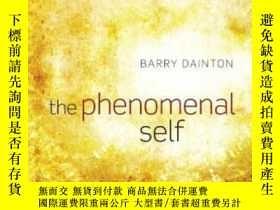 二手書博民逛書店The罕見Phenomenal SelfY255174 Barr