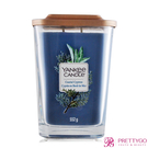YANKEE CANDLE香氛蠟燭-海岸柏樹 Coastal Cypress(552g)-方瓶【美麗購】