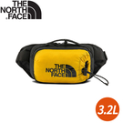 【The North Face 3.2L 便捷休閒腰包《薑黃》】52RW/小包/側背包/休閒包/多功能腰包