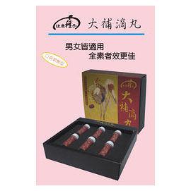 健康種子 大補滴丸 100粒*6瓶入裝(盒)/5盒