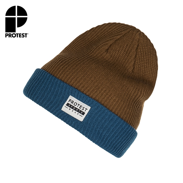 PROTEST 保暖毛帽 (稻穀色) ENTITLED BEANIE