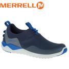 【MERRELL 美國 男款 1SIX8 MOC超輕量休閒鞋《深藍》】 ML91931/休閒鞋/慢跑鞋/健走鞋/運動鞋