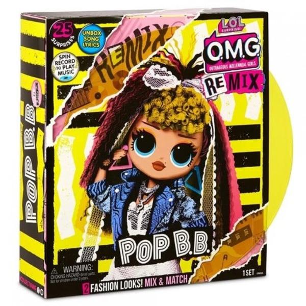 《 LOL Surprise 》LOL OMG混音少女 - POP BB / JOYBUS玩具百貨