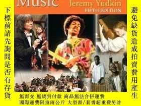 二手書博民逛書店Understanding罕見MusicY255562 Jeremy Yudkin Prentice Hall