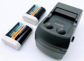 【】ROWA 樂華 2CR5 充電套組 (可充電電池*2 + 充電器*1 ) R2CR5 公司貨 保固一年