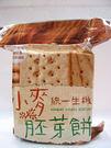統一生機~小麥胚芽餅420公克/包(夾鏈...