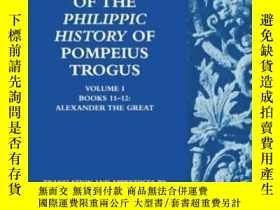 二手書博民逛書店Justin:罕見Epitome Of The Philippi