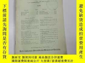 二手書博民逛書店民國外文原版罕見1938年 THE CURRENT INDEX