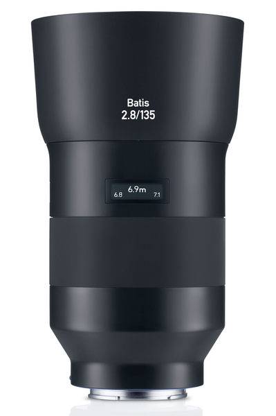 加送Lytro閃光燈 24期零利率 Zeiss 蔡司 Batis 2.8/135 135mm F2.8  For E-mount 公司貨