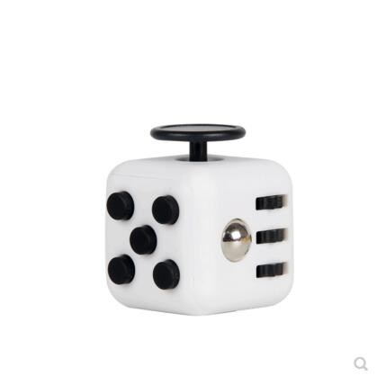 Fidget Cube減壓骰子魔方 抗煩躁焦慮發泄無聊多動癥玩具解壓神器 後街五號