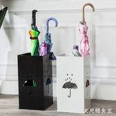 鐵藝雨傘架 雨傘收納架家用多功能傘桶創意酒店大堂雨傘桶 BT10003【大尺碼女王】