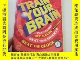二手書博民逛書店Train罕見your brainY206777 DR kawa