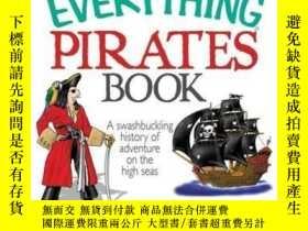 二手書博民逛書店The罕見Everything Pirates BookY410016 Barb Karg Arjean ..