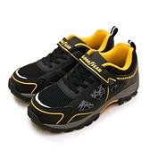 LIKA夢 GOODYEAR 固特異 透氣鋼頭防護認證安全工作鞋 極光系列 黑灰黃 03940 男