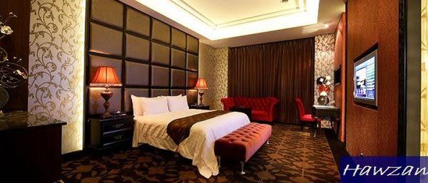 杜拜風情時尚旅館-經典時尚套房 假日住宿券
