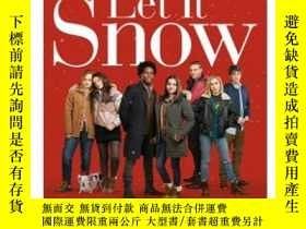 二手書博民逛書店Let罕見It Snow (Movie Tie-In) 英文原版