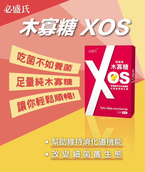 草本之家-木寡糖XOS30粒