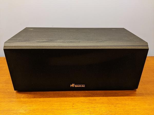 (展示福利品) BAIKAL CS-2500 中置喇叭 (單支)