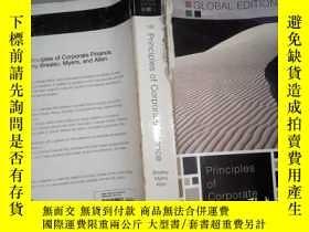 二手書博民逛書店Principles罕見of Corporate Finance 書脊有破塤Y206421 Richard B